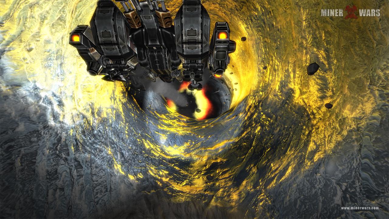 Miner Wars Official Website