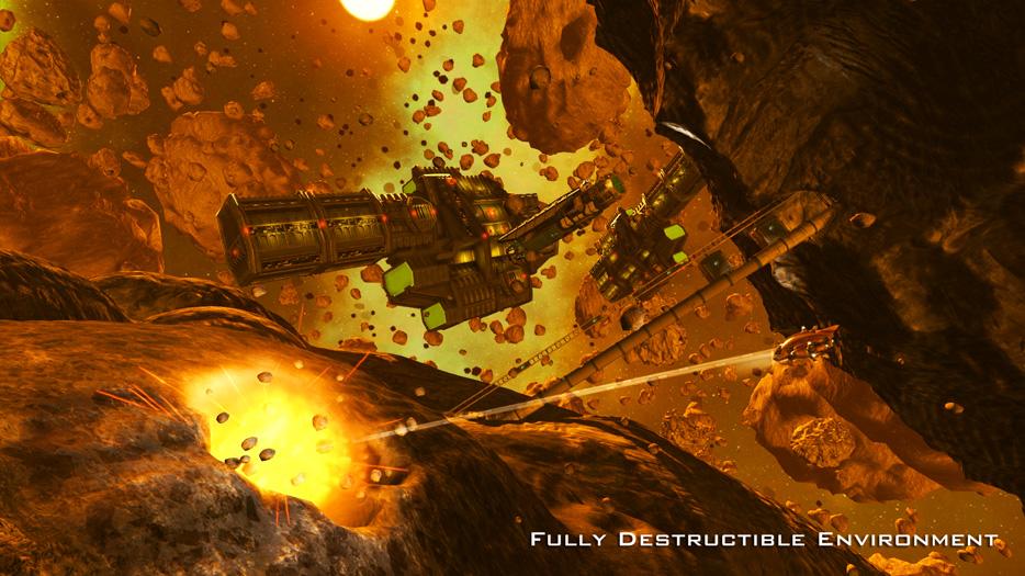 Miner Wars Picture 302