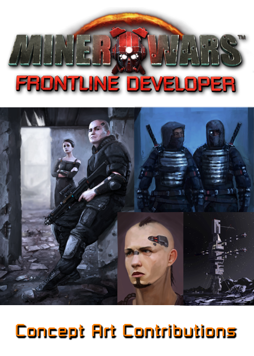 MW Frontline Developer Concept Art Competition