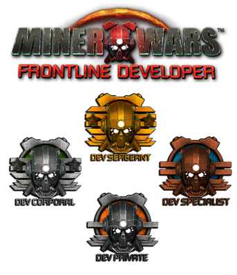 MW Frontline Developer Ranks