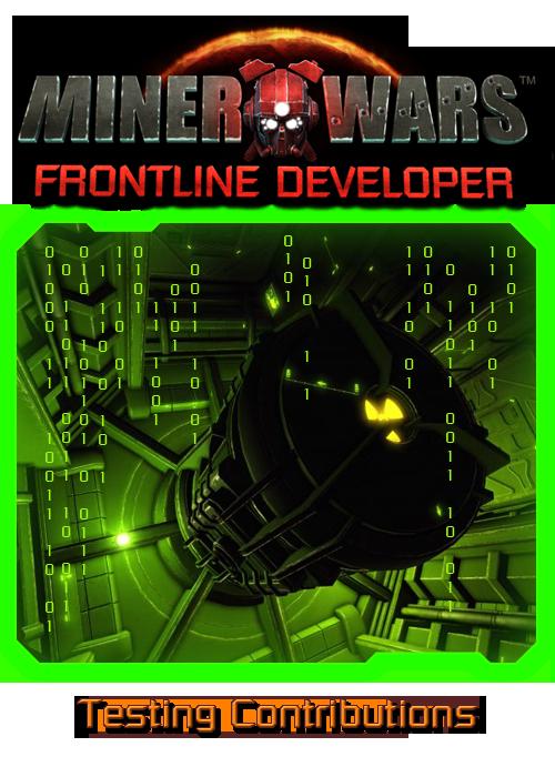 MW Frontline Developer Testing